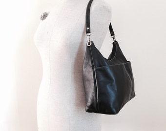 87c663d38 Ralph Lauren Purse - Designer Handbag - Shoulder Bag - Vintage Leather  Purse - Ralph Lauren Leather Bag