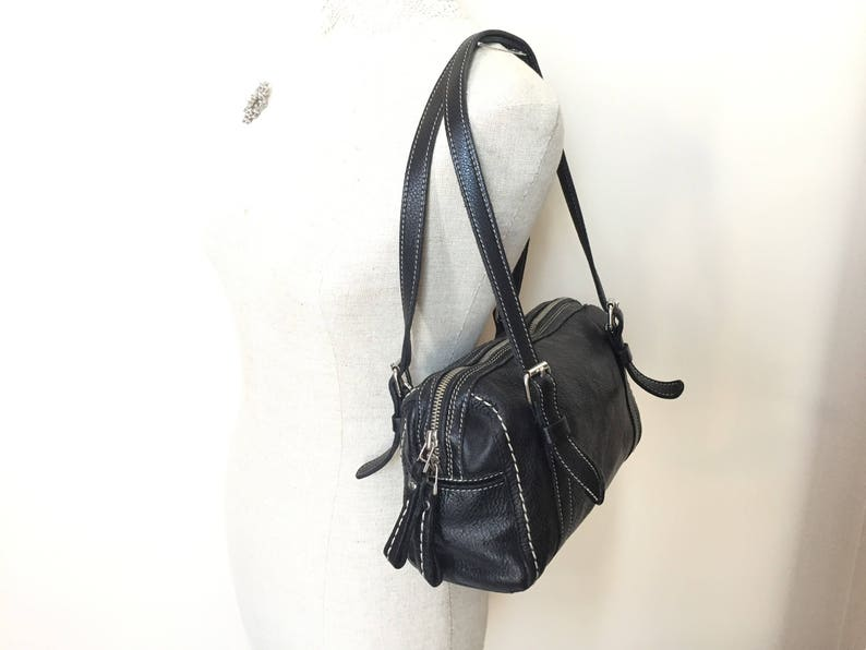 d7022ff9dc8a Roots Leather Purse Roots Canada Leather Handbag Roots Bag