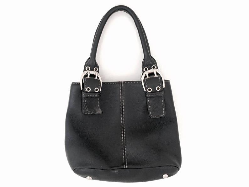 c564e81552 Tignanello Purse Leather Designer Handbag Leather Vintage