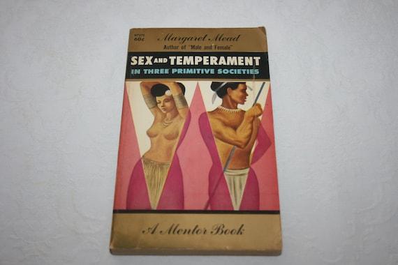 mead sex and temperament