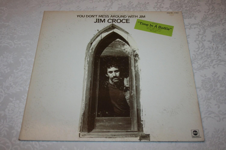 Vintage Vinyl LP Record Album Jim Croce You Don\'t | Etsy