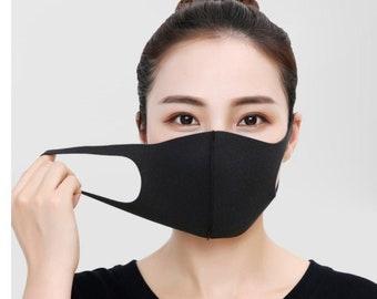 Unisex Washable Face Mask, (5+ Masks),Reusable Face Mask, (next day shipping)