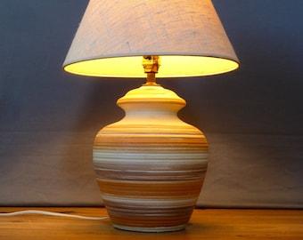Haeger Lamp Etsy