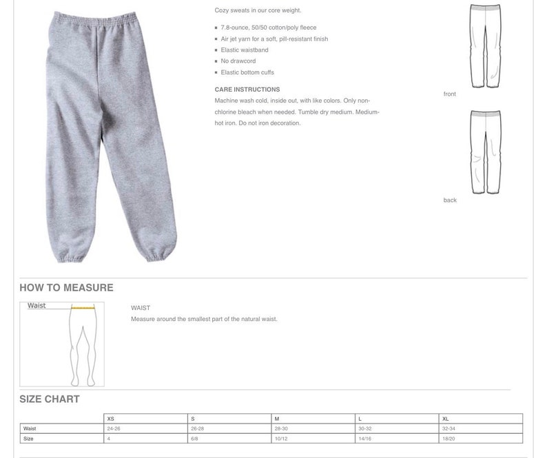 Custom Youth Sweatpants Personalized Youth Sweatpants Custom Youth Pants
