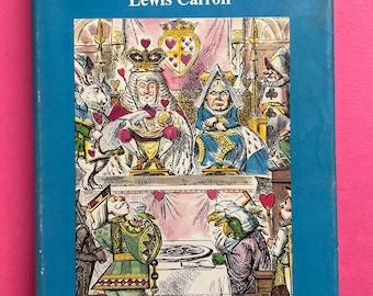 Alice in Wonderland Vintage 1950s Junior Deluxe Edition illustrated