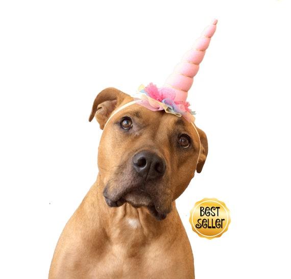 Unicorn Dog Costume Headband