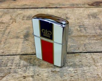 Vintage Phillip Morris  Advertising Cigarette Lighter