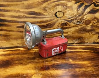 Vintage Teledyne Big Beam Flashlight