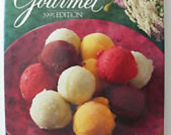 The Best of Gourmet-1991 Edition-Cookbook