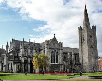 St. Patrick's Cathedral, Dublin Photograph