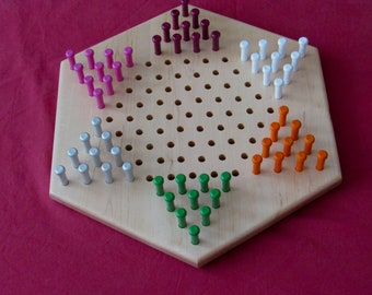 Chinese Checkers Board Game - Pegs