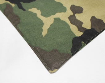 Camouflage Waterproof Changing Pad - small