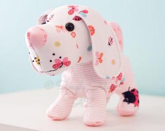 CUSTOM Doug the Stuffed Dog | Stuffed Memory Dog | Memory Animal | Stuffed Animal | Stuffed Dog Softie | Stuffed Puppy | Dog