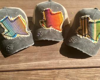 Texas Serape Trucker Hat