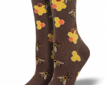 Women's Busy Bee Socks