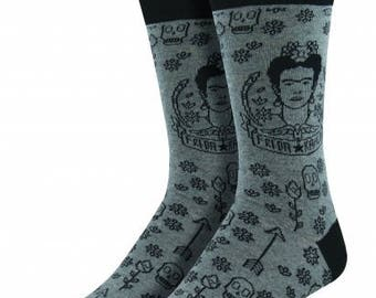Mens Frida Freak Socks