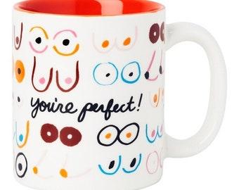 Frida Kahlo coffee tea mug by The Found // retro kitsch kitchen home // gift under 20