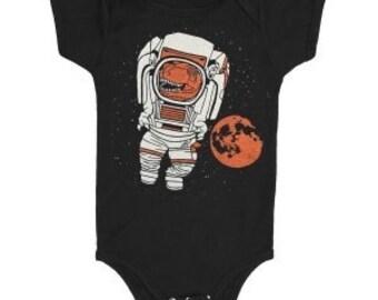 T Rex Astronaut Onesie
