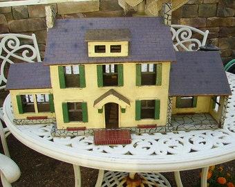 Antique Dollhouse Etsy