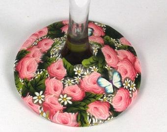 Polymer Clay Heirloom Rose Cane Tutorial