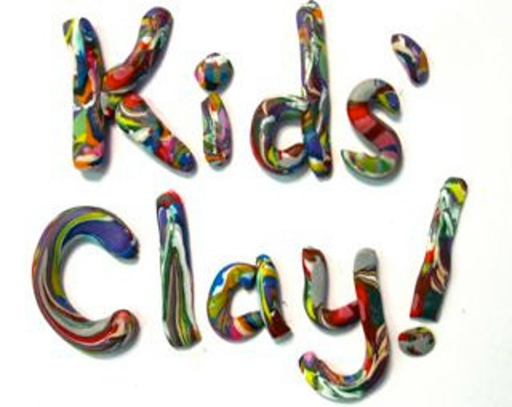 Polymer Clay Projects For Kids Birthday Party Or Make And Take Etsy