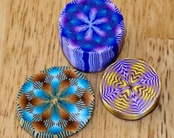 Polymer Clay Crazy Kaleidoscope Tutorial