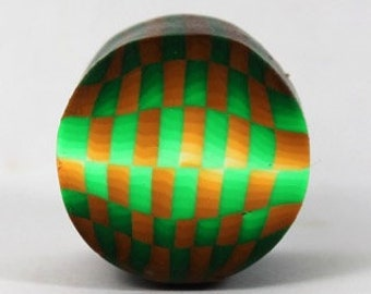 Polymer Clay 3D Cane Tutorial