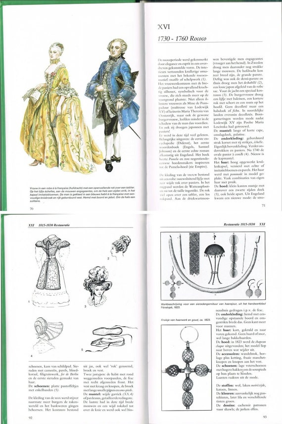 Stoffen Design Bank.Vintage Costume Book Costume Guide From The Middle Ages To Etsy