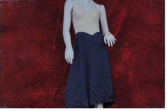 Vintage 40s Rayon Dress Slip/Lingerie