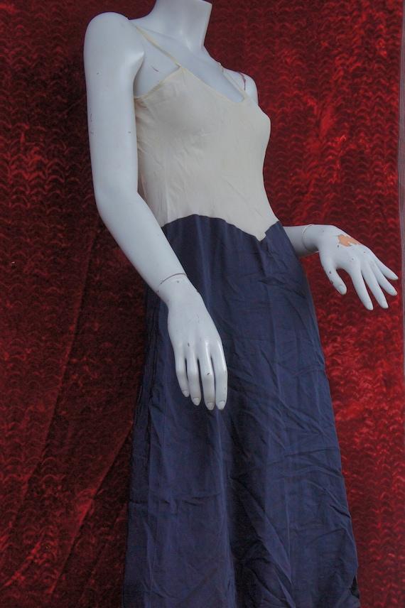 Vintage 40s Rayon Dress Slip/Lingerie - image 7