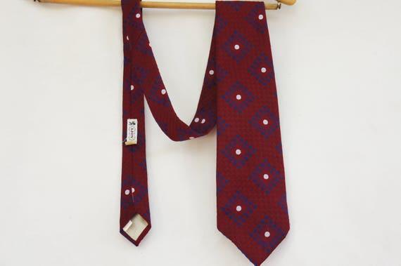 Vintage 70s Men/'s Necktie RetroPreppy