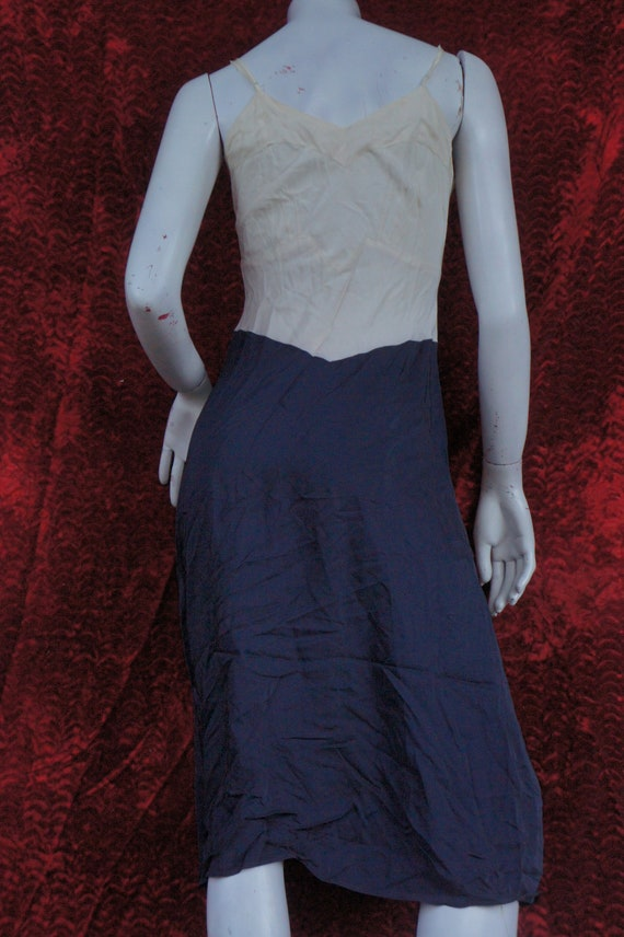 Vintage 40s Rayon Dress Slip/Lingerie - image 9