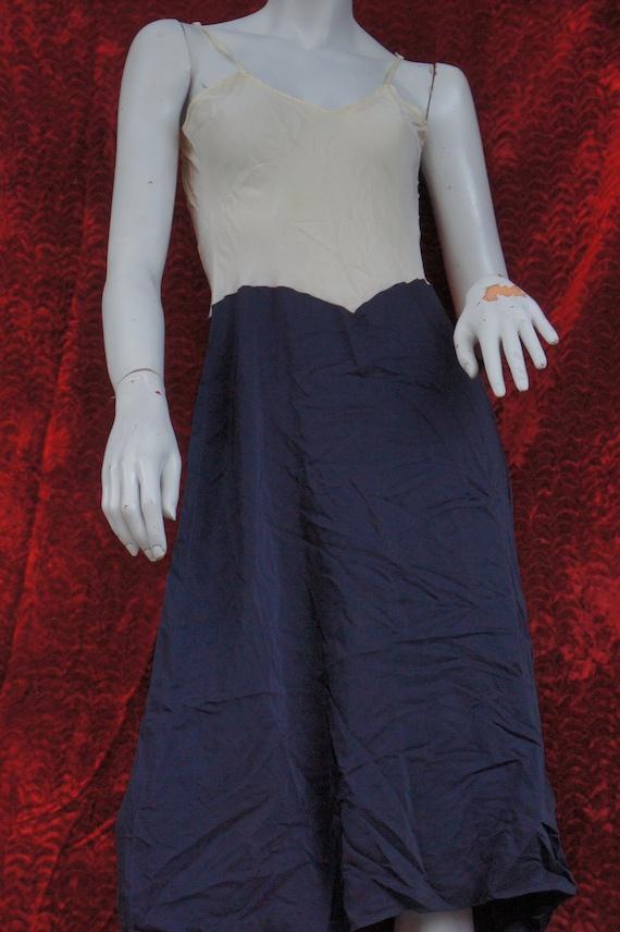 Vintage 40s Rayon Dress Slip/Lingerie - image 5