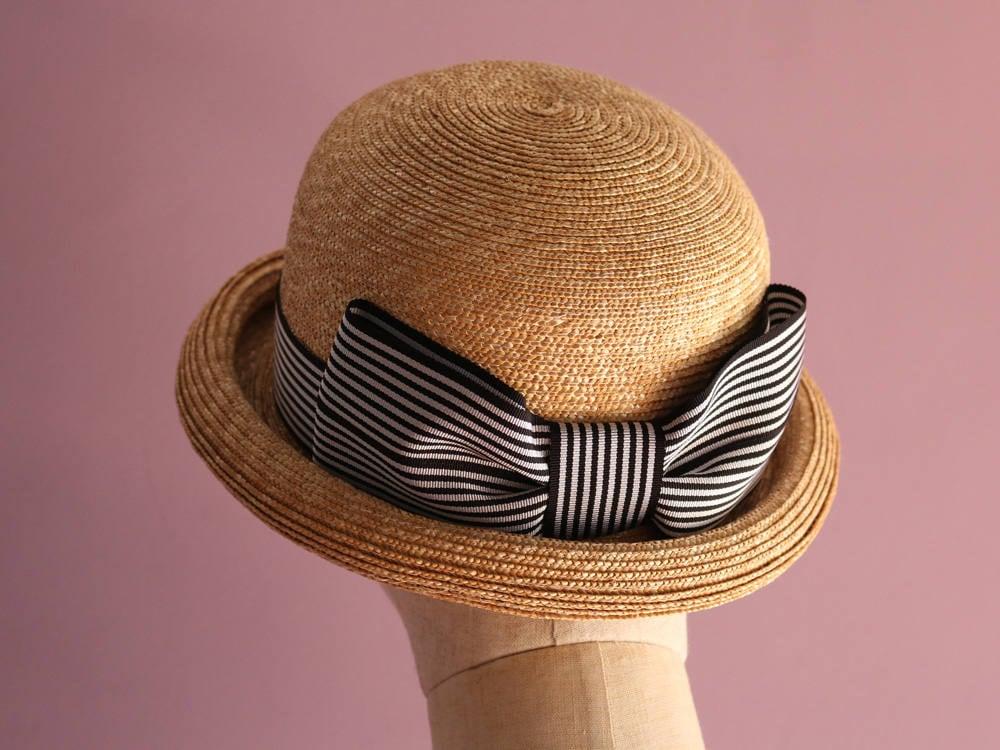Hairy pierced hat