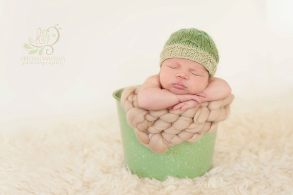 238b32efb50 Knit newborn hat photography prop colorful baby hat Newborn