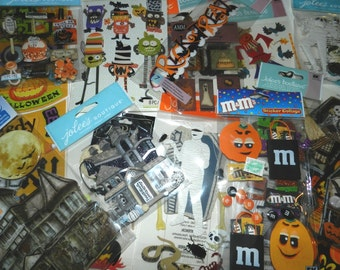 Halloween stickers (about 1 pound)