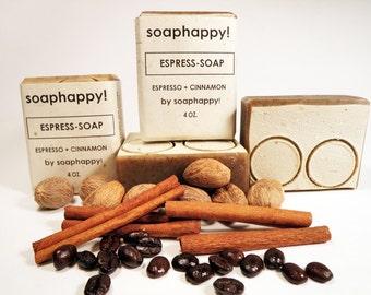 Espressoap Vegan Coffee Soap