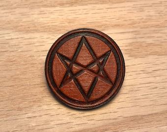 Supernatural Men of Letters pin