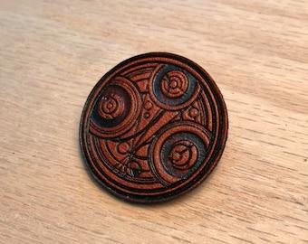 Time Lord Pin