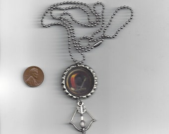World of Warcraft Inspired Hunter Necklace / Pendant / Charm / Cell Phone Strap / Jewelry - FREE USA SHIPPING