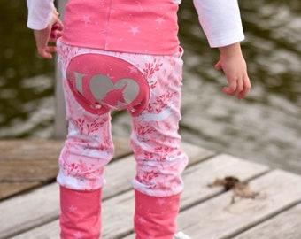 Ultimate Maxaloones PDF SEWING PATTERN Preemie to 9 years Grow with me Pants