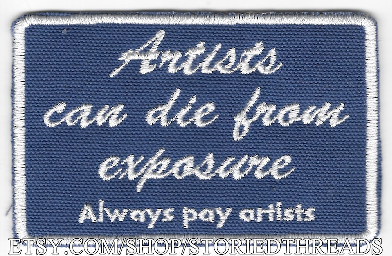 Death by Exposure Patch image 0