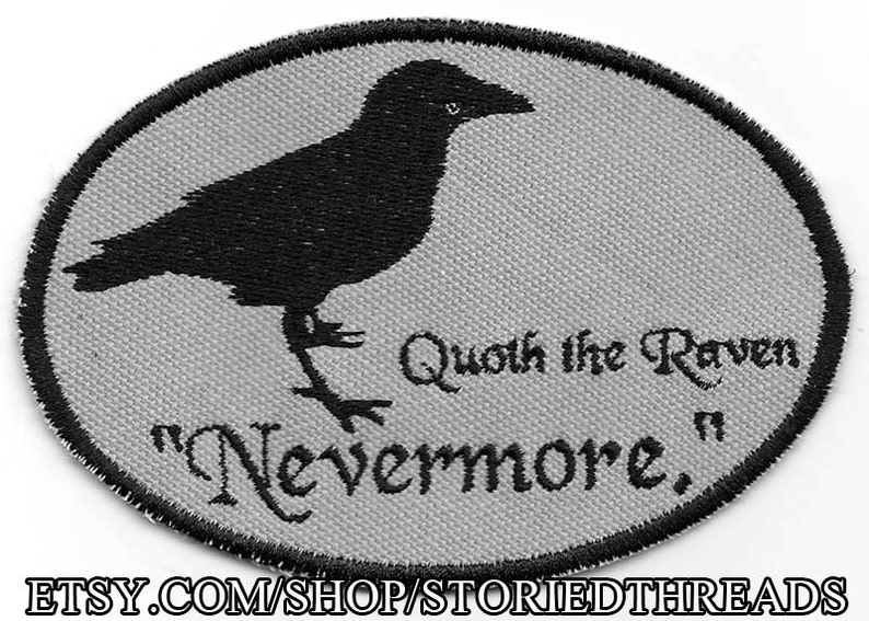 The Raven Nevermore Patch image 0