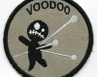 Voodoo Geek Merit Badge Patch