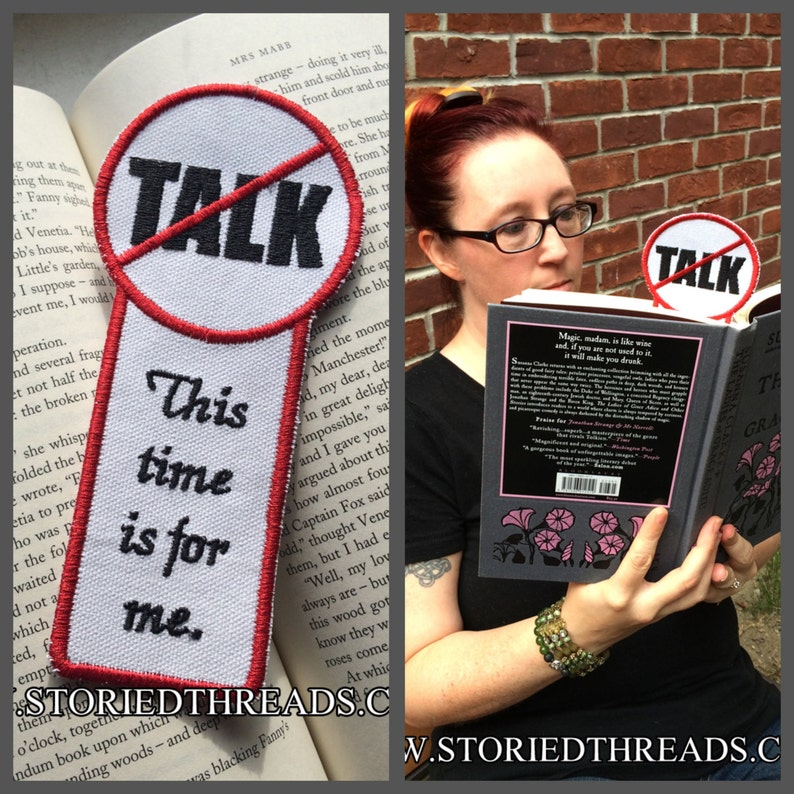 Me Time Bookmark image 0