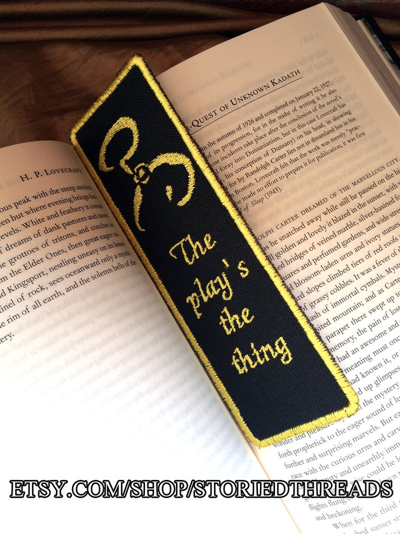 Lovecraft Yellow Sign Bookmark image 0