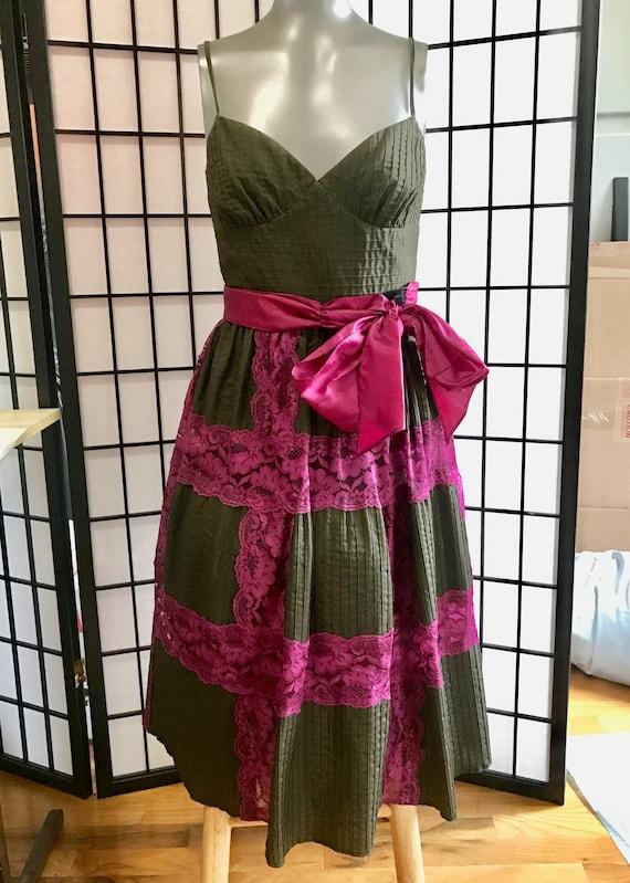 Betsey Johnson Tea Party Dress