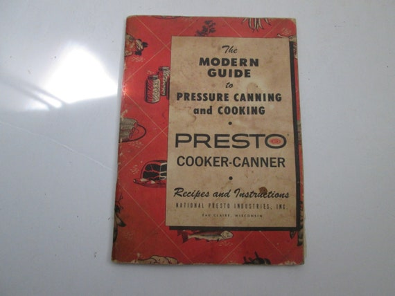 Presto pressure canner 3-piece regulator weight healthy canning.