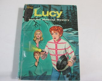Lucy and the Madcap Mystery by Cole Fannin