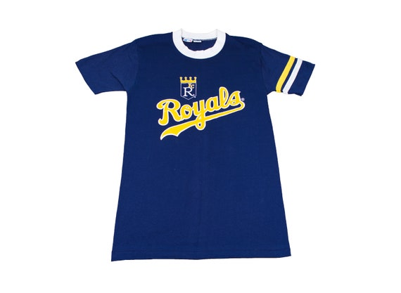 Vintage 1980's Kansas City Royals MLB T-shirt